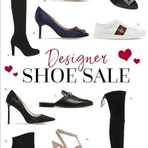 Shoes - Designer Shoe Sale! Sizes IT 4, 4.5, 5
